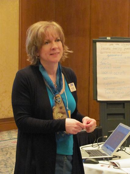 Interactive Communication Skills Trainer Judy Arnall