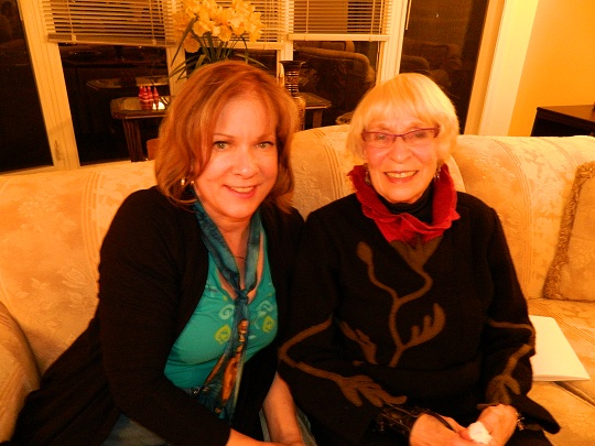 Judy Arnall and Jean Illsley Clarke